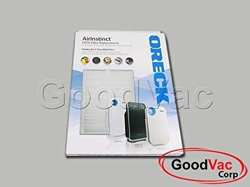 oreck airinstinct air purifier - 1