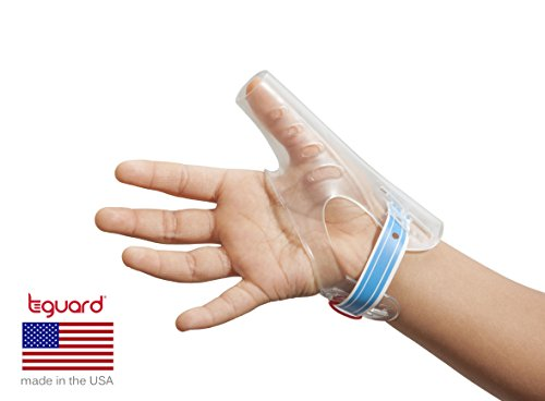 TGuard AeroThumb, Treatment Kit to Stop Thumbsucking (Small (Ages 0-4)) (Best Anti Condensation Paint)