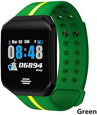 ZCPWJS Pulsera Inteligente B07 Reloj Inteligente Monitor de ...