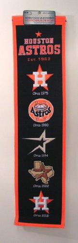 MLB Houston Astros Heritage Banner