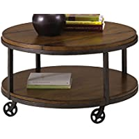 Hammary Baja Round Cocktail Table