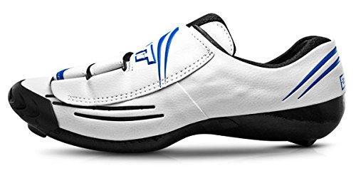 Bici Bont A3 Bianco / Blu Taglia 39
