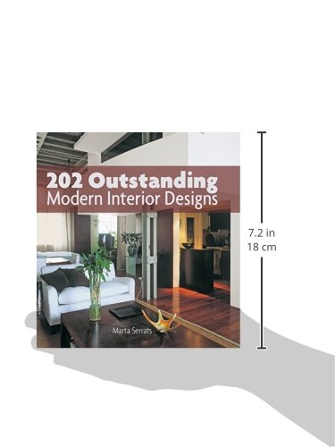 202 outstanding modern interior designs marta serrats 9781770855700 amazon com books