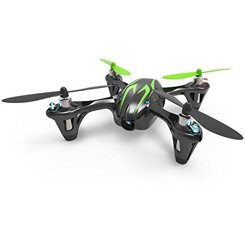 Hubsan X4 HD H107C-2 ブラックグリーン