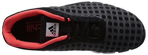 adidas Adipure 360.2 Chill, Men's Trainers Schwarz (Core Black/Core Black/Solar Red)