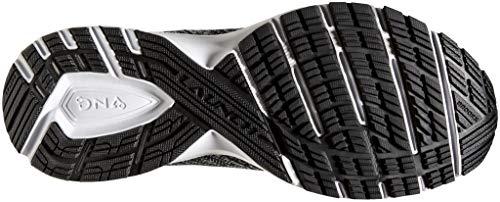 5 Shoes Multicolour Brooks Running Ebony Black 039 Women's Grey Launch Primer wTnqnxpf