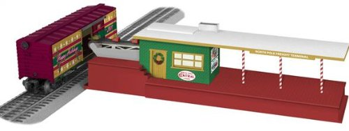 Lionel Christmas Operating Gift Terminal