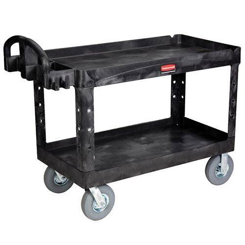 Rubbermaid Premium Universal Shelf Carts - 46