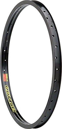Odyssey Hazard Lite Hard Rim, Black, 24x1.75 Inch