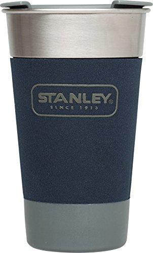 Stanley Adventure Stainless Steel Pint 16oz Navy (Aladdin Thermos Stanley)