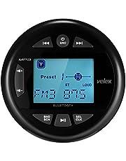 velex Wasserdicht mit Multimedia-Player, Audio-Empfänger, Streaming, 2,4-Zoll mit Display