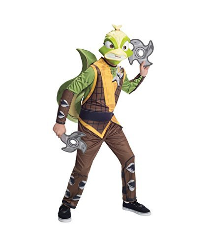 Skylanders Swap Force Stink Bomb Boys Halloween Video Game Costume by Rubie's (Bomb Costume)