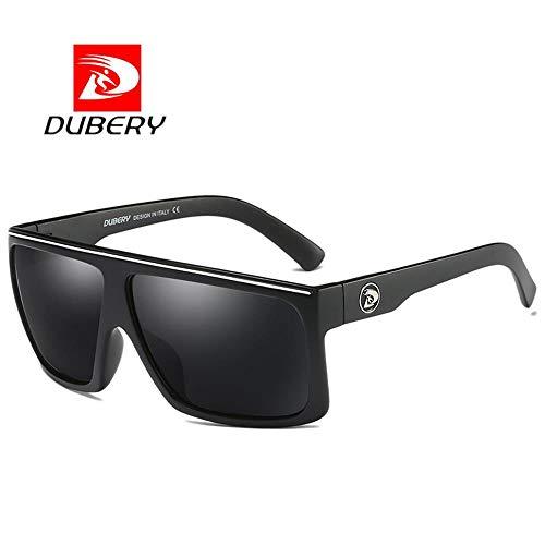 YEZIJIN DUBERY Men's Polarized Sunglasses Outdoor Driving Men Women Sport Glasses New by Yezijin_Sunglasses (Image #3)