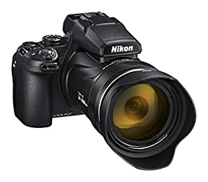 Nikon COOLPIX P1000 Digital Camera, Black (P1000) - Australian Warranty