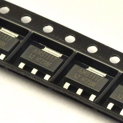 1117 voltage regulator - 2