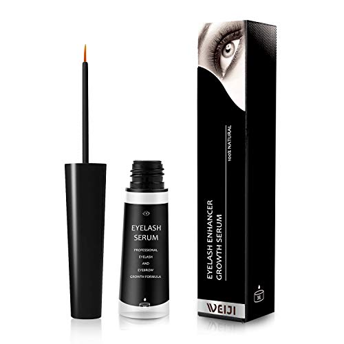 Eyelash Growth Enhancer & Brow Serum for Long, Luscious Lashes and Eyebrows,3mL