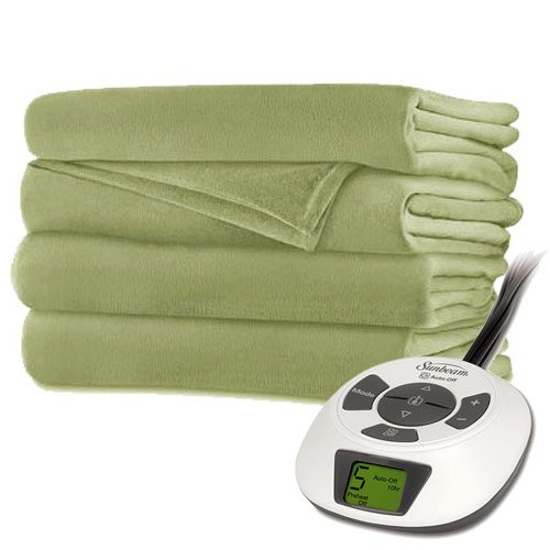 Sunbeam RoyalMink Electric Heated Blanket product image