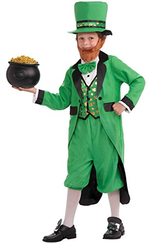 Forum Novelties Mr. Leprechaun Complete Costume, Child's Medium