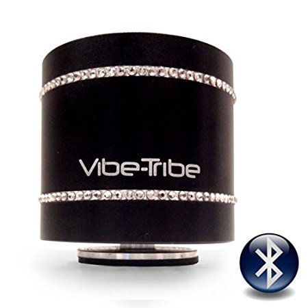 Vibe-Tribe Troll 2.0 Limited Edition - Crystals from Swarovski®: 10Watt Wireless Bluetooth Vibration Speaker