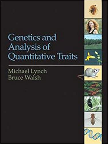 Genetics and Analysis of Quantitative Traits  9780878934812 ... 810a0c5479