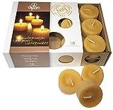 Beeswax Tea-lights (box of 18) TL18