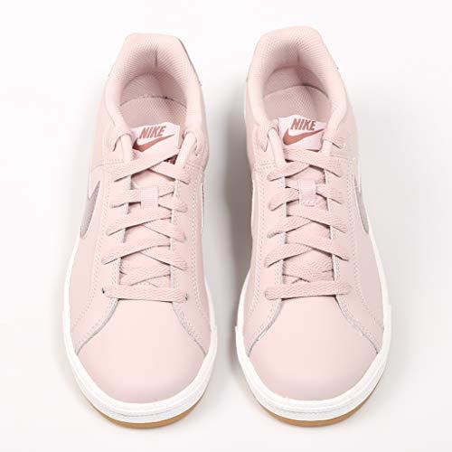 600 Da Rose Lt Nike gum Donna Ginnastica Scarpe Court Brown Rosa Mauve smokey Royale particle Wmns II1ZwAqS