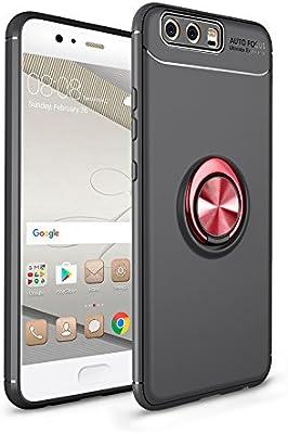 sigua Funda Compatible para Huawei P10 Plus [2 × Protector de ...