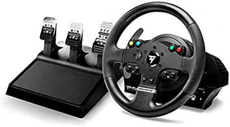 ThrustMaster TMX Pro Volante + Pedales PC, Xbox One Negro ...