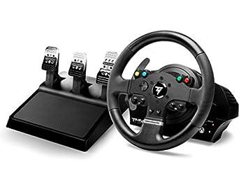 ThrustMaster TMX Pro Volante + Pedales PC, Xbox One Negro - Volante/Mando (Volante + Pedales, PC, Xbox One, Analógico/Digital, D-Pad, Alámbrico, ...