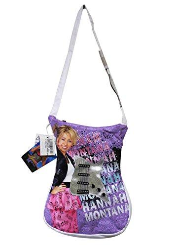 Disney's Hannah Montana Guitar Shaped Girls Shoulder Bag