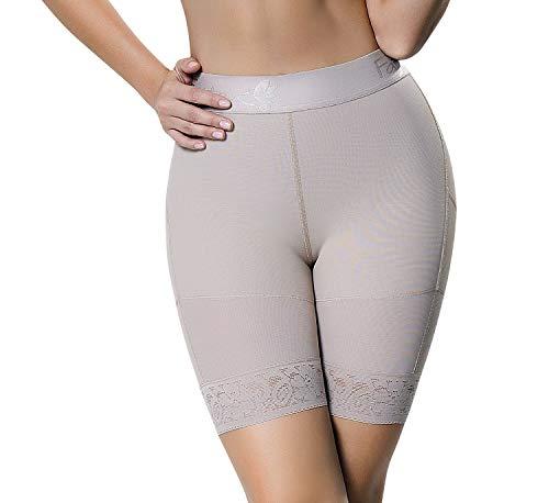 Fajitex Butt Lifter Shorts Levanta Cola Colombianos High-Compression Girdle Firm Control Shapewear Shorts 024580 034580