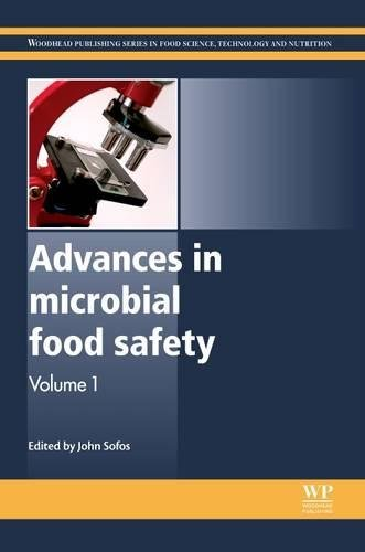 Advances in Microbial Food Safety (Woodhead Publishing Series in Food Science, Technology and Nutrition)