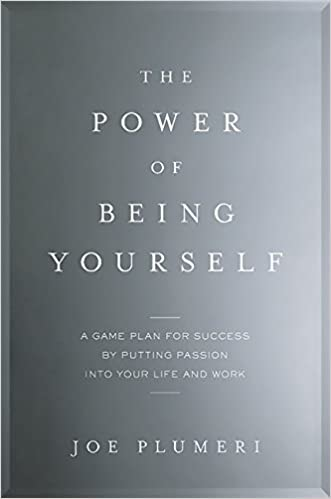 amazon the power of being yourself a game plan for success by