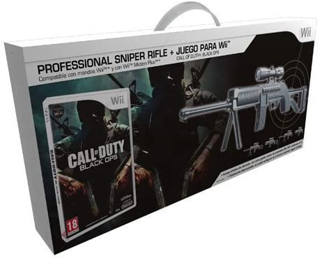 Ardistel - Pack Professional Sniper + Call Of Duty: Black Ops ...