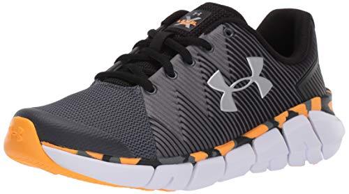 - Under Armour Boys' Grade School X Level Scramjet 2 Sneaker, Pitch Gray (101)/Black, 6 M US Big Kid