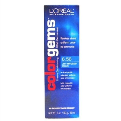 L'Oreal Color Gems Haircolor Light Mahogany Brown