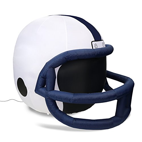 Fabrique Innovations NCAA  Inflatable Lawn Helmet, Penn State Nittany Lions