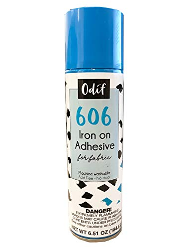 Odif Usa 6-1/2-Ounce 606 Spray and Fix Fusible Adhesive