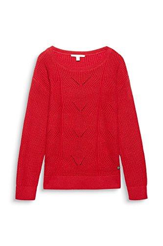 630 Rosso Donna Felpa Esprit red wEI17UxFq