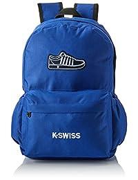 K-Swiss CLASMROY Mochila Tipo Casual, color Azul