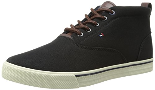 Tommy Hilfiger Mens Tmreddington Oxford Zwart