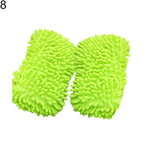 YUSHHO56T Car Washing Sponge Car Cleaning And Maintenance Sponge Microfiber Chenille Sponge Pad Car Vehicle Care Washing Brush Cleaning Tool - 8#