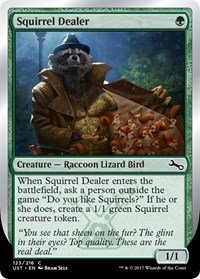 Wizards of the Coast Squirrel Dealer - Unstable ()