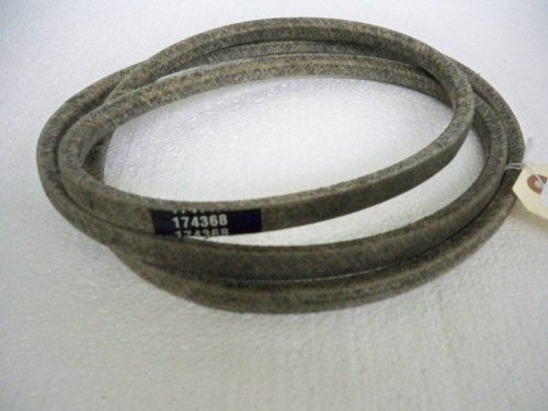 (Original Sears Craftsman Husqvarna Part # 174368 V-BELT.MOWER)