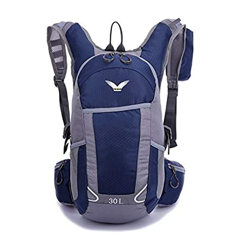 Amazon.com: 2018 Hot 30L Hydration Bicycle Backpack Water Bladder Bag Waterproof Rucksack Camp Climb Hike Mochilas Travel Pack Women: Kitchen & Dining