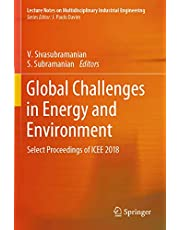 Global Challenges in Energy and Environment: Select Proceedings of ICEE 2018