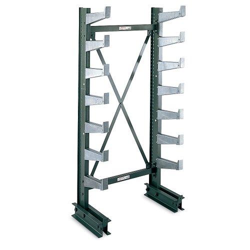 Jarke Quiktree Light-Industrial Grade Cantilever Rack - 36X21x84
