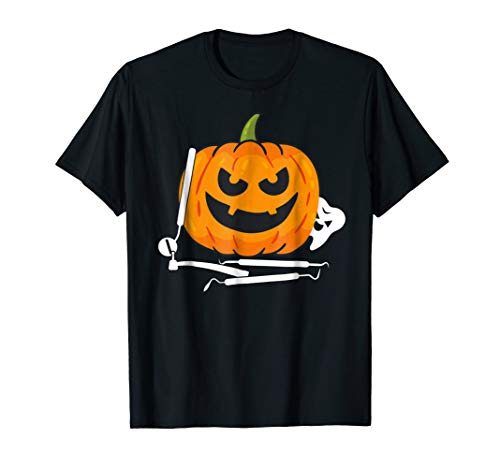 Funny Dentist Halloween Shirt Dental Gift Shirt -