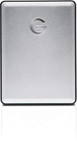 G-TECHNOLOGY G-DRIVE MOBILE 4TB USB 3.0/3.1 by G-Technology