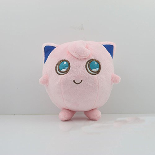 [Pokemon Jigglypuff Plush Doll Toy Stuffed Dolls 14cm Figure doll Gifts for children] (Spawn Costume For Kids)